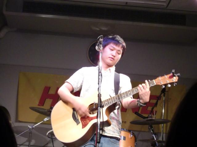 田中陸王さん