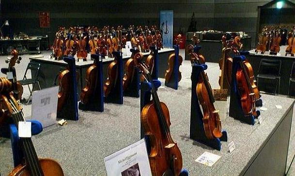 弦楽器フェスタ 前回の様子