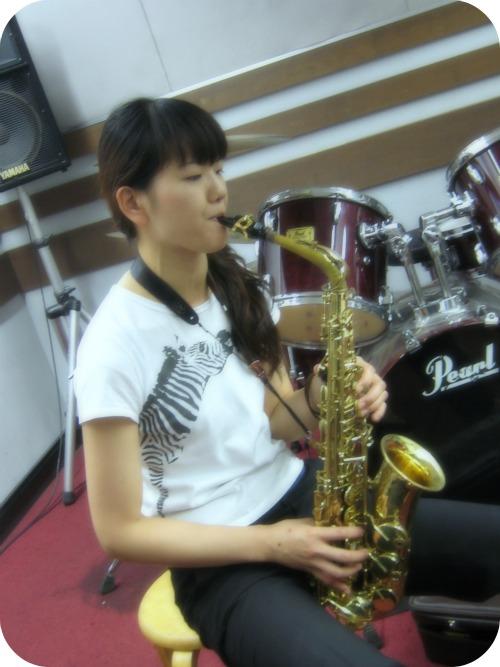 島村楽器 サックス教室