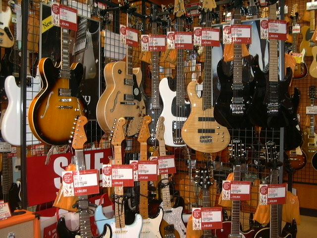 ギター&ベース