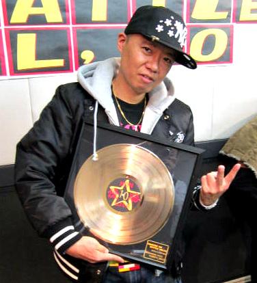 DJ O-ike優勝