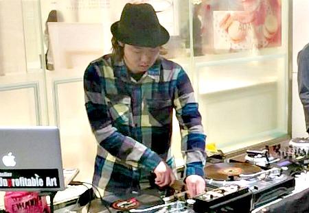 DJ クラッシャー佐藤