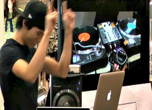 DJ Anonymous決勝戦二本目!!