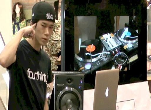 DJ Anonymous準決勝