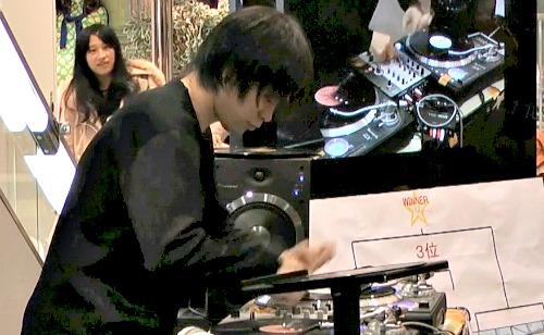 DJ Buruaaaa一回戦二本目!!