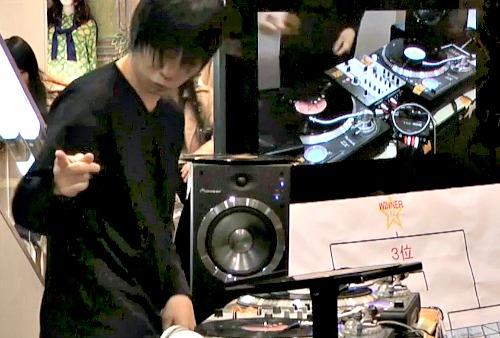 DJ Buruaaaa準決勝!