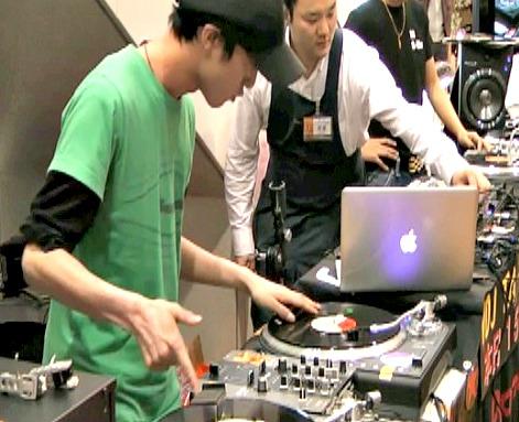 DJ Castella 準決勝!!!