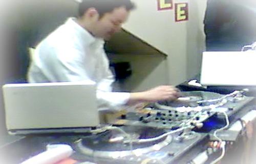 DJ HAGI 一回戦二本目!!