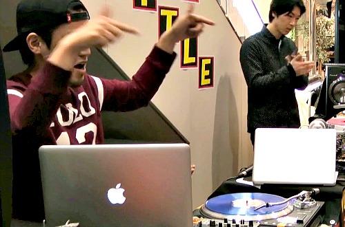 DJ KJ一回戦二本目