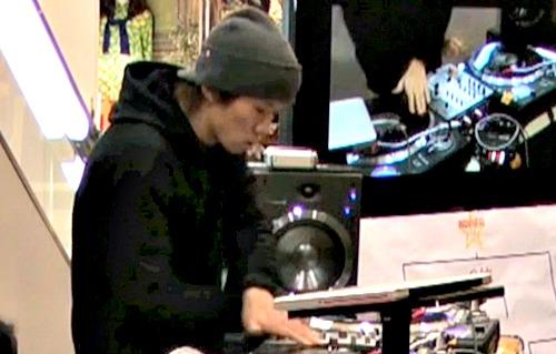 DJ Shunsuke一回戦二本目