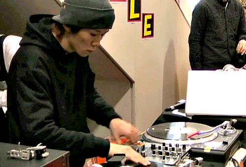 DJ Shunsuke準決勝!