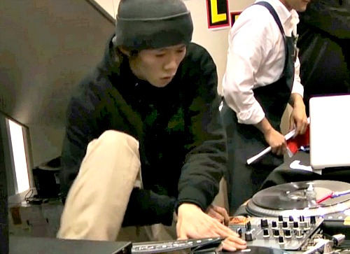 DJ Shunsuke決勝戦二本目!!