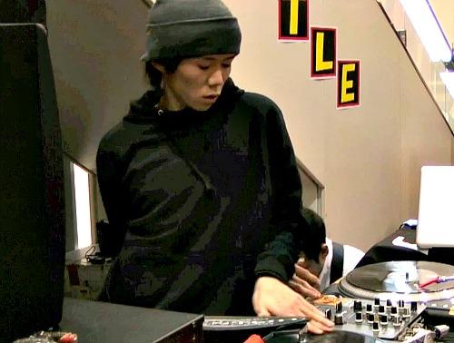 DJ Shunsuke決勝戦一本目!