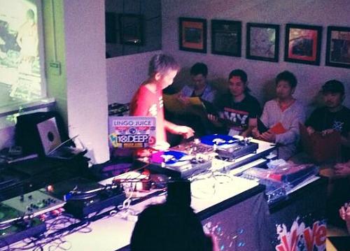DJ YOSSY