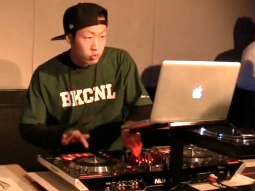 DJ Choo Meets Numark NS7Ⅱ