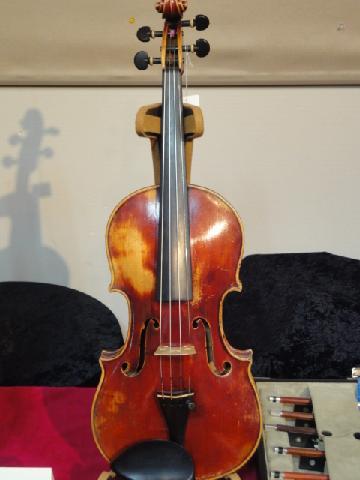 欧州バイオリンフェスタ風景1