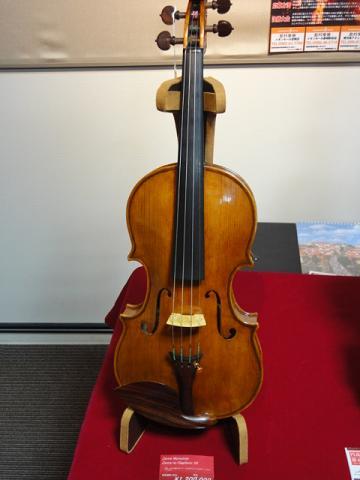 欧州買い付けバイオリンフェスタ風景2