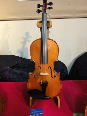 欧州バイオリンフェスタ風景3