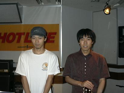 西山さんと永井さん