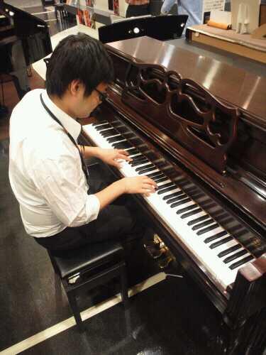 ピアノ選び
