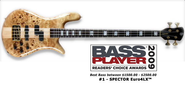 Spector EURO-4LX