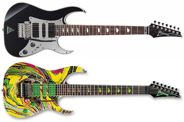 Ibanez JEM 7 Strings