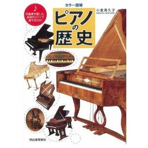 ピアノの歴史
