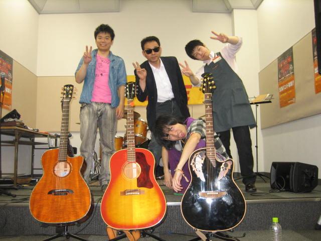 HOTLINE2009モレラ岐阜店ライブオーディションvol.1