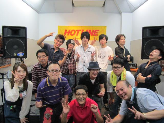 HOTLINE2014 岐阜店 店予選 Vol.3 集合写真