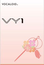 VY1(ブイワイワン)というボーカロイドの画像です