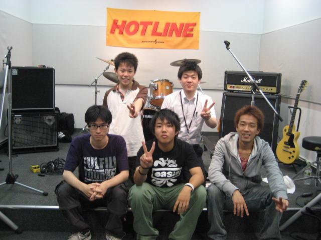 HOTLINE2010 6月13日開催 柏の葉