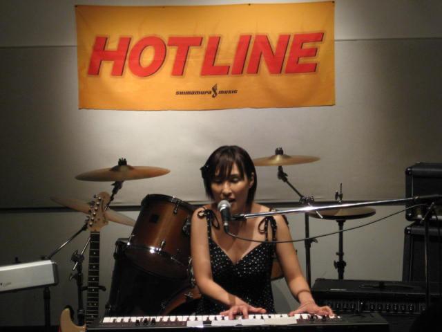 HOTLINE2010ニワマリコ8月29日