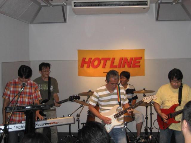 HOTLINE2010アッキーズ8月29日