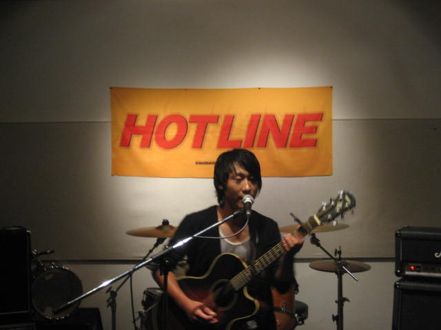 HOTLINE2010橋本兼朋8月29日