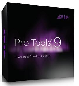 ProTools9パッケージ
