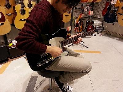 中村太一 Sagoギター