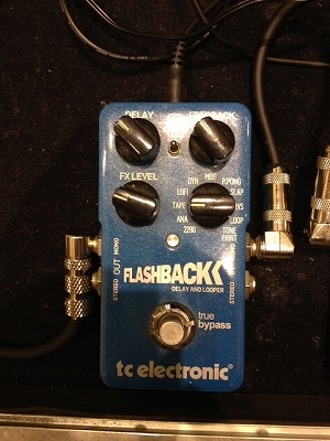 tc electronic Flashback Delay(ディレイ)