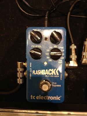 tc electronic Flashback Delay(ディレイ)