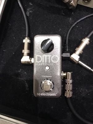 tc electronic Ditto Looper(ルーパー)