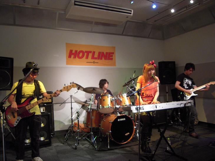HoneyMapleライブ1