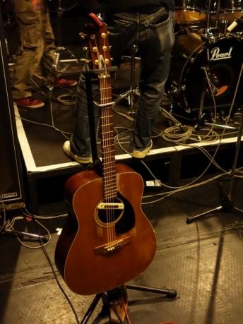 葉月那央さんの使用ギター