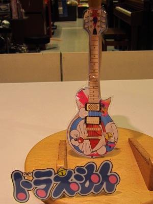 ドラえもん ミニギター