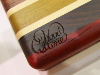 woodstone リードケース ロゴ