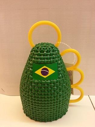 caxirola Green