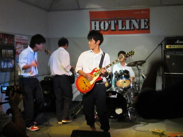 大竹さんギターソロ