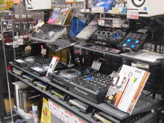 NEW TRIC DJ BATTLE 2014 高崎 島村楽器高崎 DJ DJバトル DJ IKU