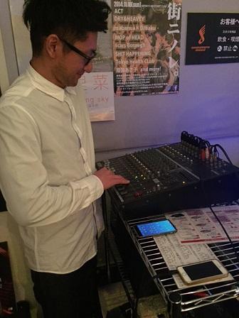 Dj 島村楽器 DJ KAORU New Trick DJ Battle2014 高崎