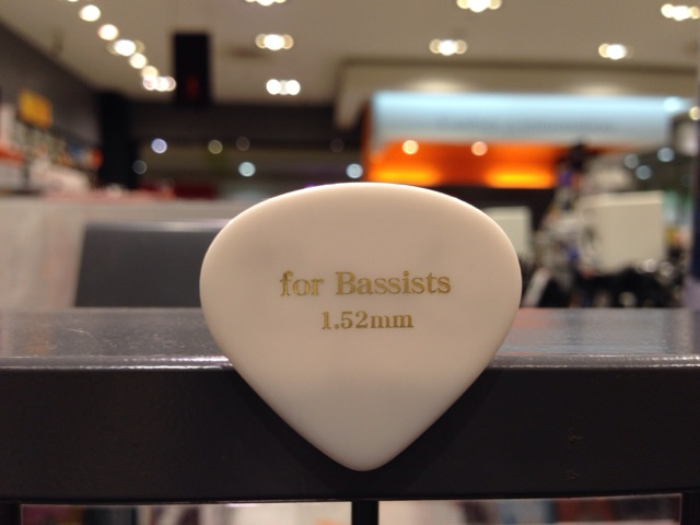 for bassist
