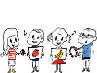 幼児の基礎音楽 レッスン