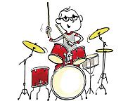 子供のドラム教室